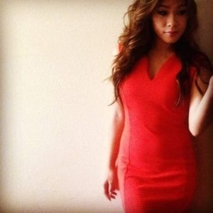 THE Little Red Dress <3